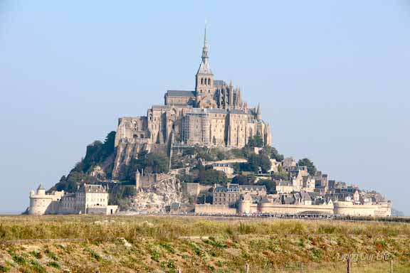 Mont St. Michel, Normandy (France)